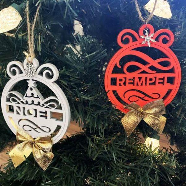 Christmas Ornaments Multi Designs