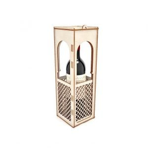 Wine Box Basket