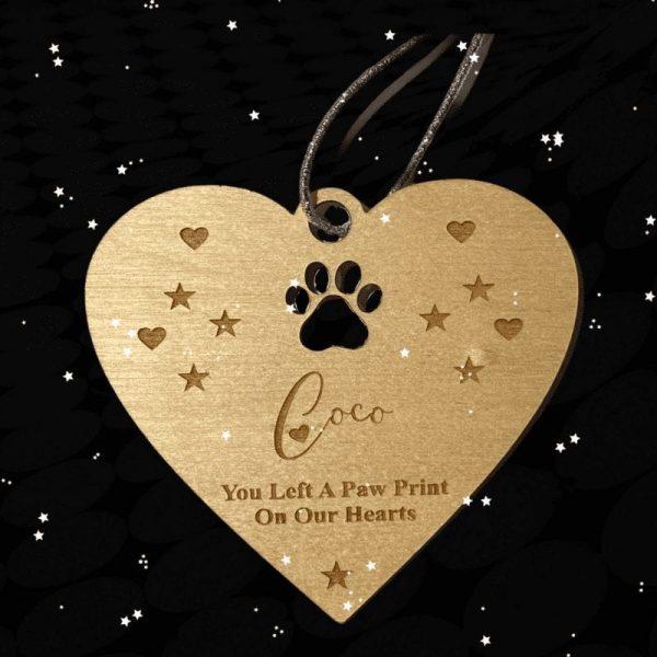 Pet Memorial Ornament