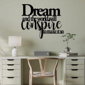 Inspirational Dream Wall Art